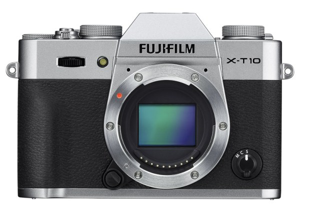 Fujifilm X-T10 Silver Body only