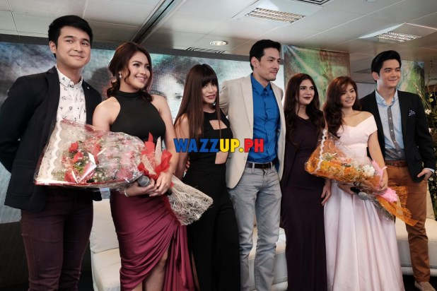 Nasaan Ka Nang Kailangan Kita Thanksgiving Presscon with Vina Christian Denise Jane Jerome Loisa Joshua-DSCF6092