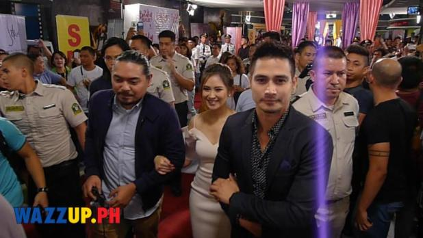 The Breakup Playlist Premiere Night with Sarah Geronimo and Piolo Pascual 1
