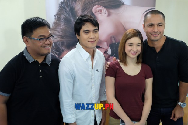 Ex with Benefits movie Derek Ramsay Coleen Garcia Direk Gino-1070