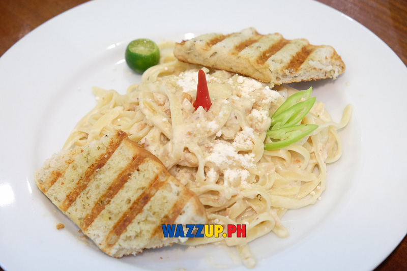Bestseller and tasty Sisig Pasta
