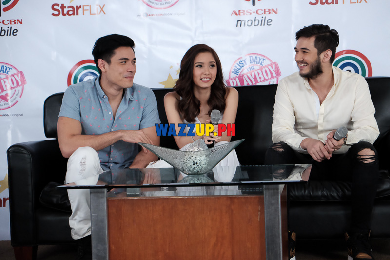 Must Date the playboy with Kim Chiu Xian Lim Matt Evans Jessie Mendiola-3992
