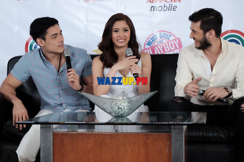 Must Date the playboy with Kim Chiu Xian Lim Matt Evans Jessie Mendiola-4003