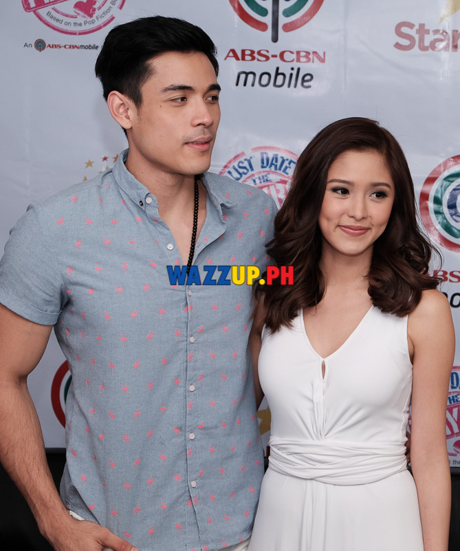 Must Date the playboy with Kim Chiu Xian Lim Matt Evans Jessie Mendiola-4083