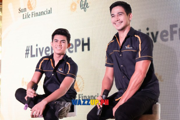 Sunlife LiveFreePH Presscon with Inigo Pascual and Piolo Pascual-3742