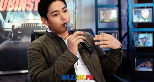 Coco Martin Ang Probinsyano Digital Media Conference #FPJAngProbinsyano