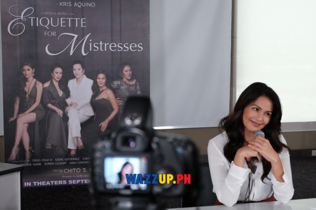 Iza Calzado Etiquette for Mistresses Blogcon-8307