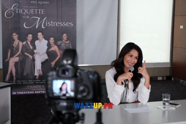 Iza Calzado Etiquette for Mistresses Blogcon-8310