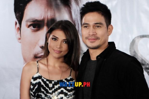 Silong Movie Presscon with Piolo Pascual Rhian Ramos Cinemalaya