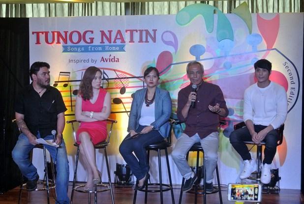 Avida Tunog Natin OPM Original Pinoy Music Duane Bacon Blog Music Album Artist Conference