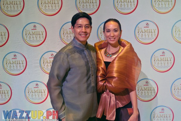 Jolibee 5th Family Values Award Philippines Joseph Tanbuntiong President Blog Blogger Duane Bacon Edric Mendoza