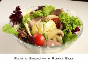 Potato Salad with Roast Beef (1)
