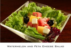 Watermelon and Feta Cheese Salad (1)