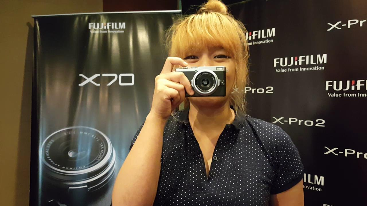 Xyza Cruz Bacani Interview About Fujifilm X70 And Updates Regarding Her Projects Advocacies