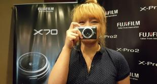 Xyza Cruz Bacani Interview about Fujifilm X70 and Updates regarding her projects and advocacies