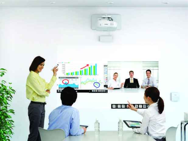 EPSON Interactive Projector Wazzup.ph