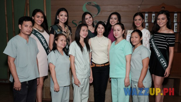 Miss Earth Philippines at Soneva Spa-7005