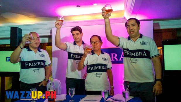 Ian Veneracion Primera Light Brandy-1