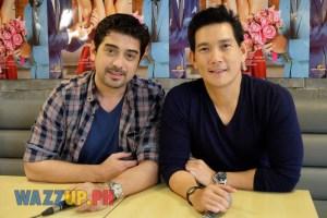 The Achy Breaky Heart Movie blogcon  with Ian Veneracion Richard Yap Jodi Sta Maria-9872