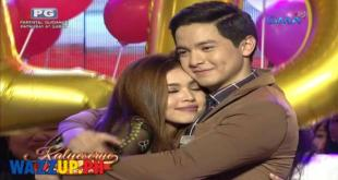 the best of aldub 1st anniversary maine mendoza alden richards maichard  - songs and kiss
