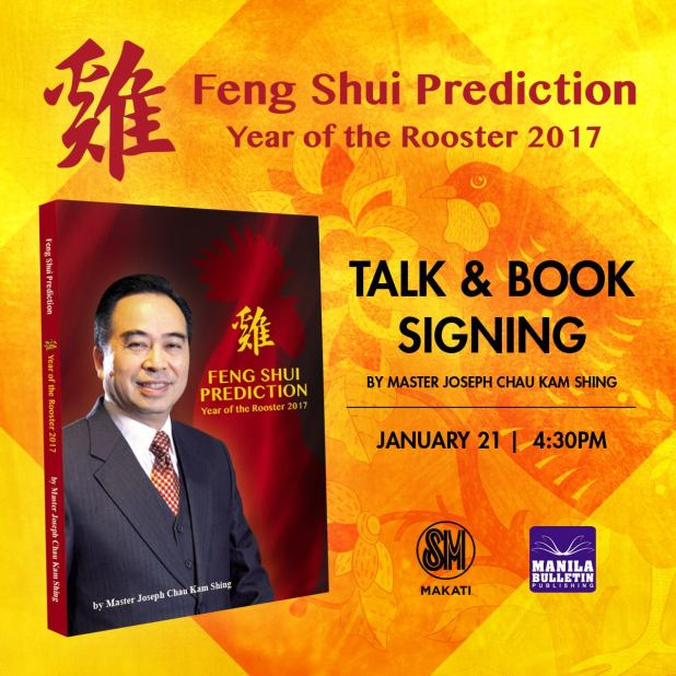 SM Makati Feng Shui Prediction Year of the Rooster