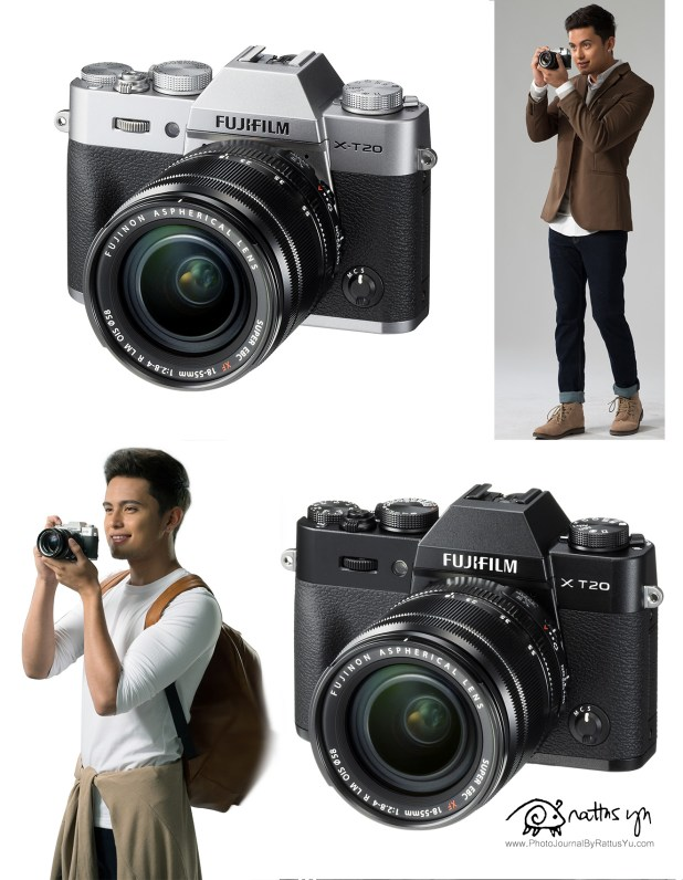 2017.03.11 Fujifilm Philippines Launches the X-T20, with James Reid as guest (8)