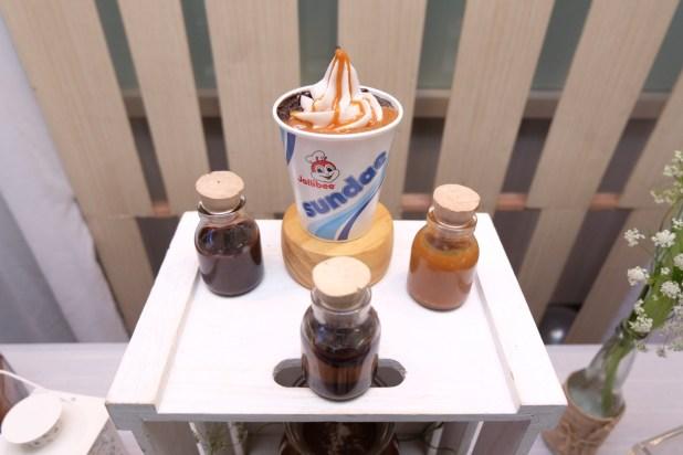 Jollibee Salted Caramel Choco Sundae 3