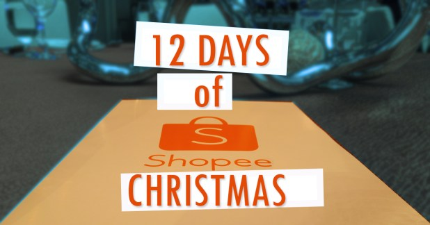 Shopee 12 Days Of Christmas And Merry Deals With Free Shipping