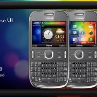 HTC Sense UI theme s40 Asha 302 210 205 C3-00 X2-01