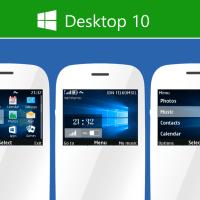 Desktop 10 theme Asha 302 320x240 s40