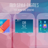 MI9 style theme Asha 302 210 205 C3-00 s40 320x240