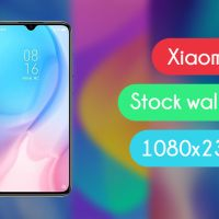 Xiaomi CC9 and Xiaomi CC9 Meitu Edition stock wallpaper