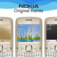 Download original themes Nokia C3-00