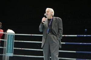 Zhang Xi Yan, New WBA Champ in China