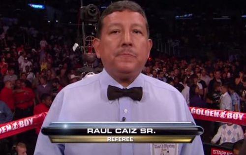 Raúl Caíz Sr will referee Kameda vs Kaiyanghadaogym