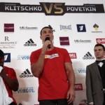 Klitschko vs Povetkin - BoxingScene.com