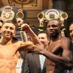 Gennady Golovkin - Osamanu Adama Weigh-in
