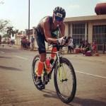 Gilberto Jesús Mendoza - Ironman 70.3 Panama City - 02-15-2014