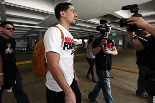Photos: Danny Garcia and Angel Garcia Hit Puerto Rico