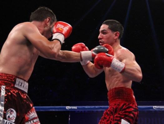 Photos: Danny Garcia vs Mauricio Herrera