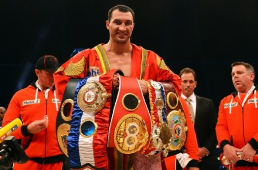 Champion Klitschko eyes Joe Louis heavyweight record