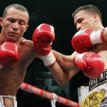 """Tornado"" Sanchez wins WBA interim belt"