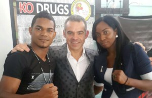 XXIX KO Drugs Boxing Festival - Hard Rock Hotel Punta Cana