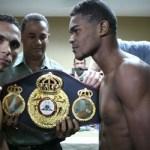 Pesaje del programa KO a las Drogas de Santo Domingo