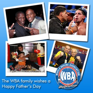 The WBA family wishes a Happy Father's Day