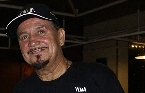 WBA mourns the passing of the International Official Luis Rivera