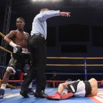 Alexis Díaz WBA FEDELATIN Mini Flyweight Champion