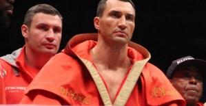 Wladimir Klitschko respalda a la AMB para reemplazar a AIBA