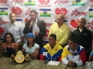 Boxing season in Venezuela closes on December 13