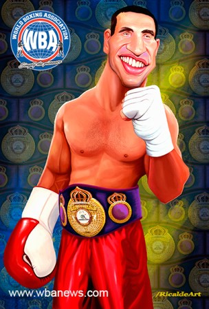 Wladimir Klitschko – WBA Boxer of the Month